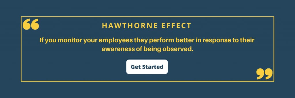 Hawthrown Effect